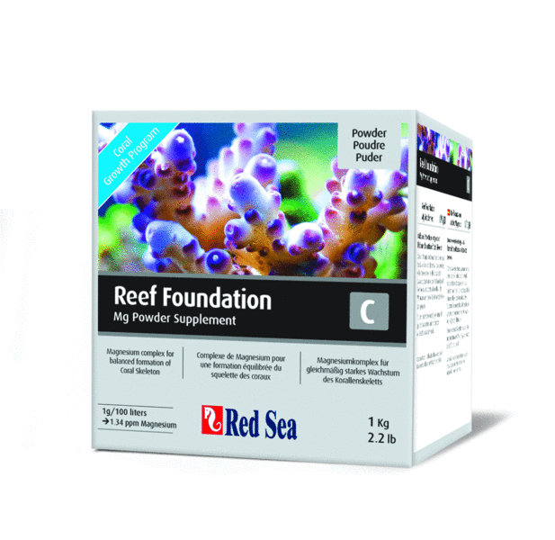 Reef Foundation C - 1 Kg Poudre - (Red Sea)