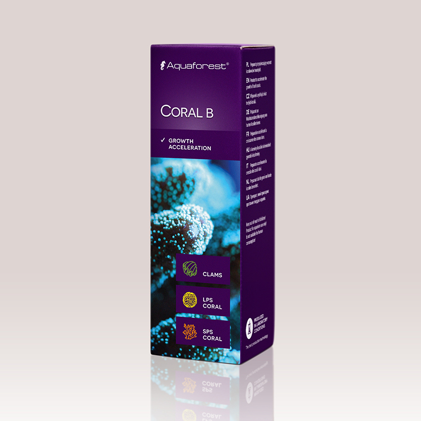 Build - Coral B - Calcification Corail - 10Ml - (Aquaforest)